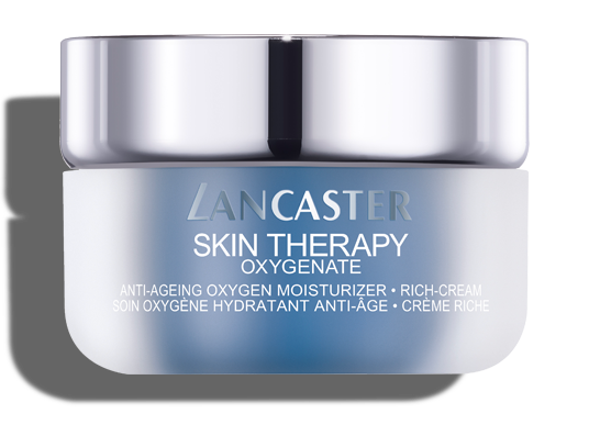 Anti-Ageing Oxygen Moisturizer Rich-Cream