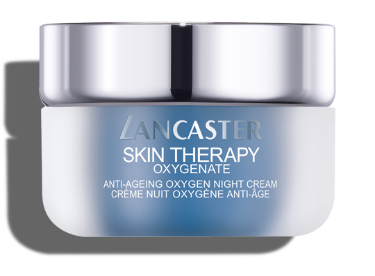 Anti-Ageing Oxygen Night Cream - für alle Hauttypen