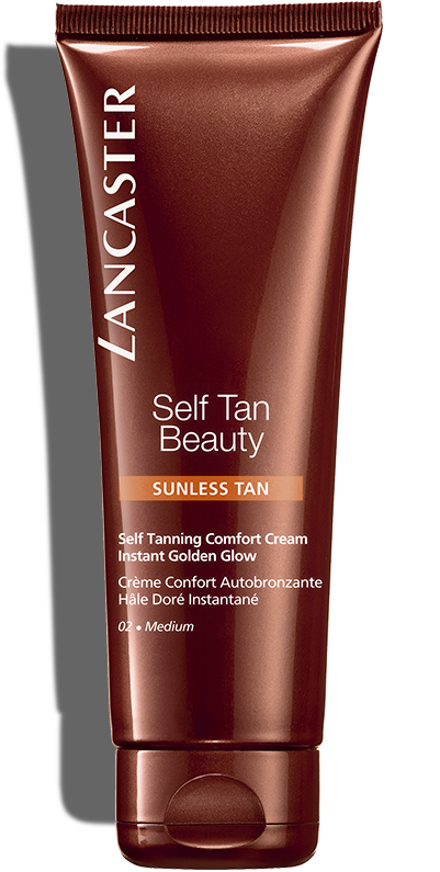 Self Tanning Comfort Cream for face & body - Medium