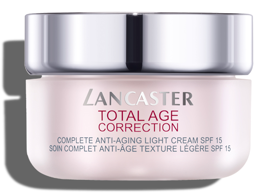 Complete Anti-Aging Light Cream SPF15