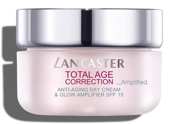 Anti-Aging Day Cream & Glow Amplifier SPF15