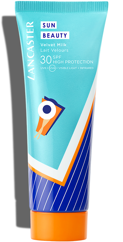 Sun Beauty Velvet Milk Body SPF30 High Protection