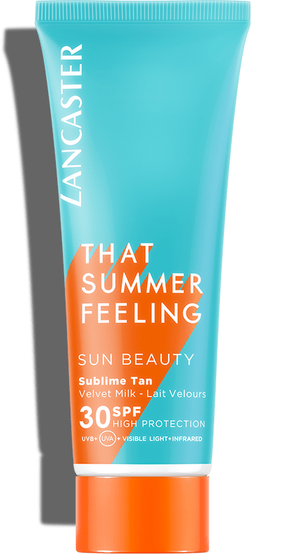Sun Beauty Lait Velours SPF30