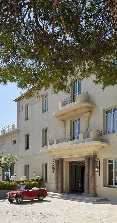 Die Riviera in 3 Eindrücken im Roches Blanches Hotel in Cassis