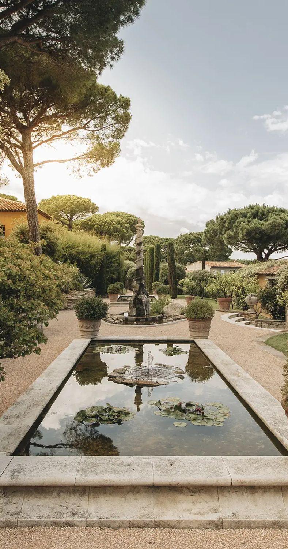 3 impressions de Riviera à la Villa Marie de Saint-Tropez