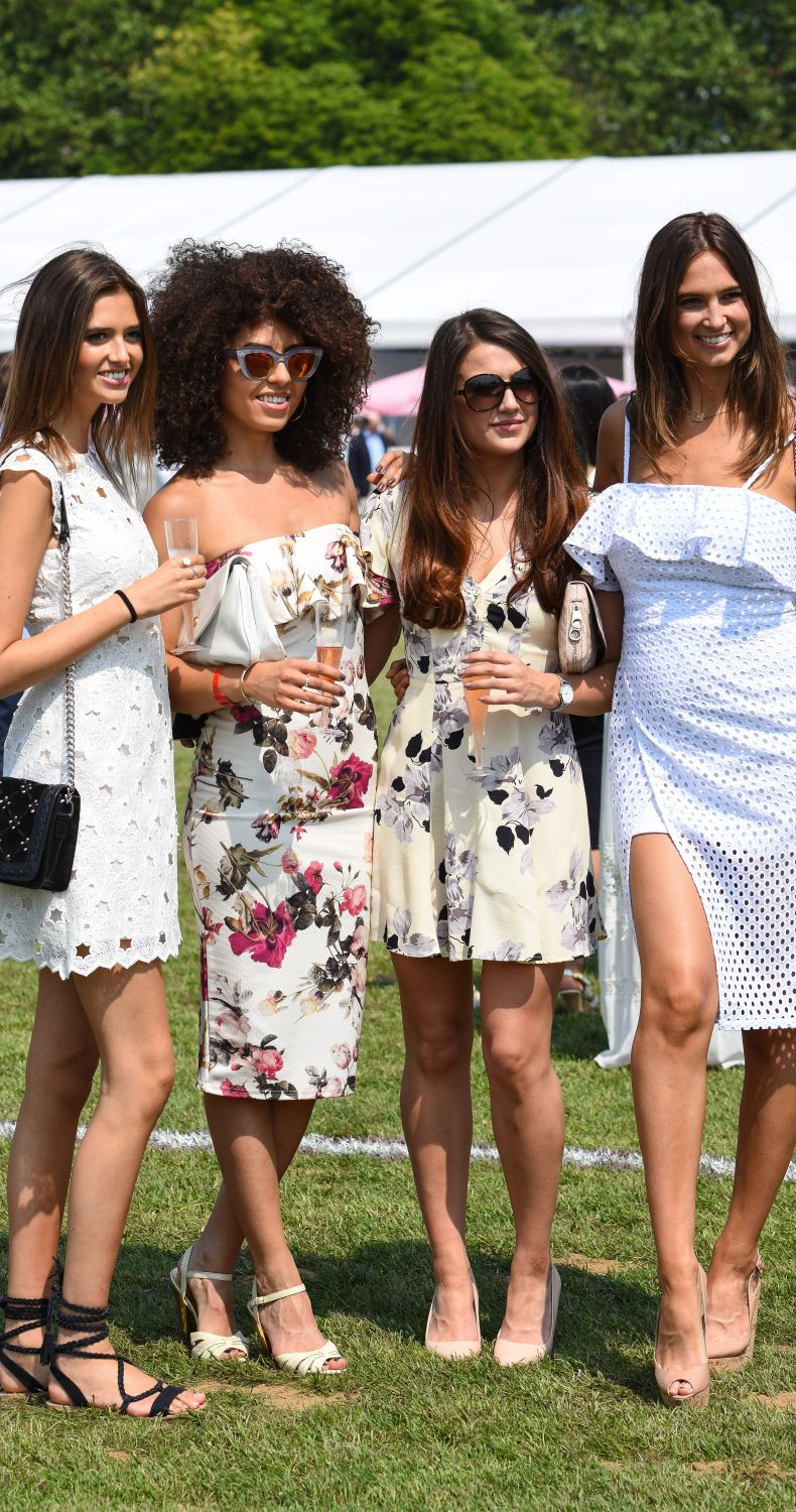 Lancaster Ladies Day at Chestertons Polo in the Park