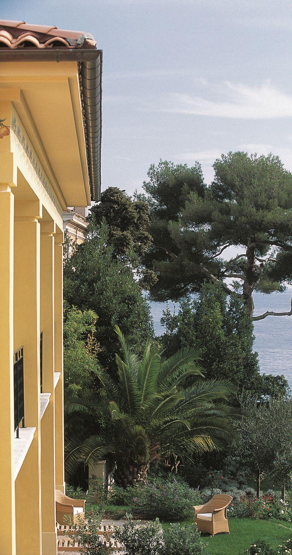 3 impressions de Riviera au Royal Riviera de Saint-Jean-Cap-Ferrat
