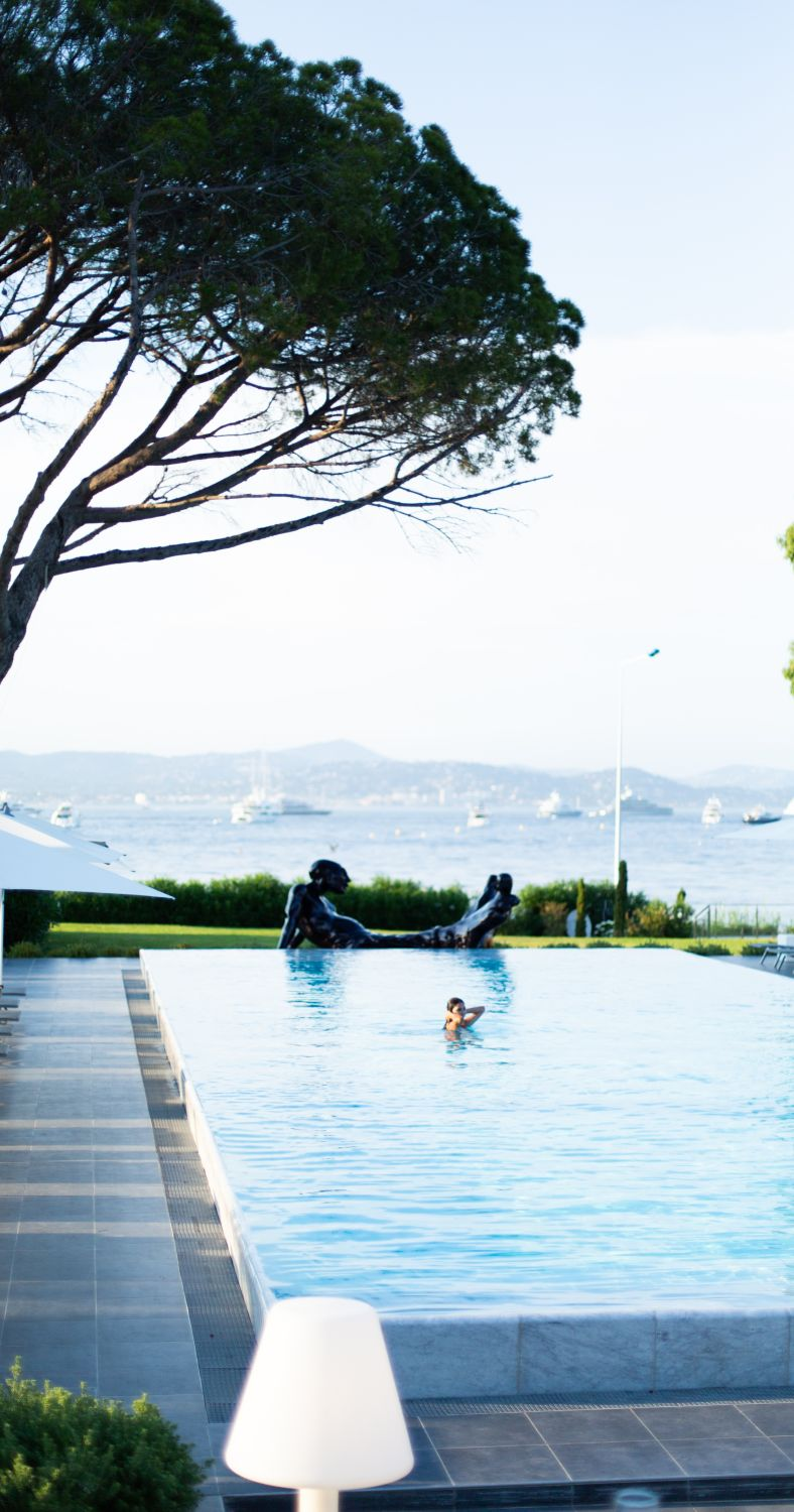 The Riviera in 3 Impressions at the Saint Tropez Kube Hotel