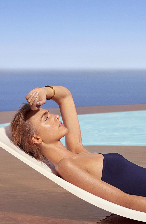 Sonnenschutz für empfindliche Haut