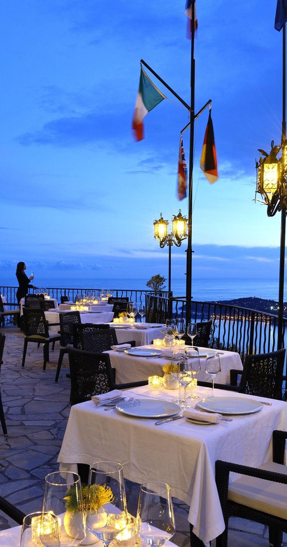 Impression de Riviera au Château Eza