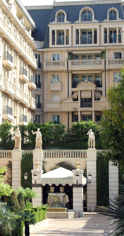 Riviera Impressions at the Hotel Metropole Monte Carlo