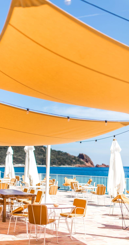 3 Momentos de Riviera en el Hotel Roches Rouges